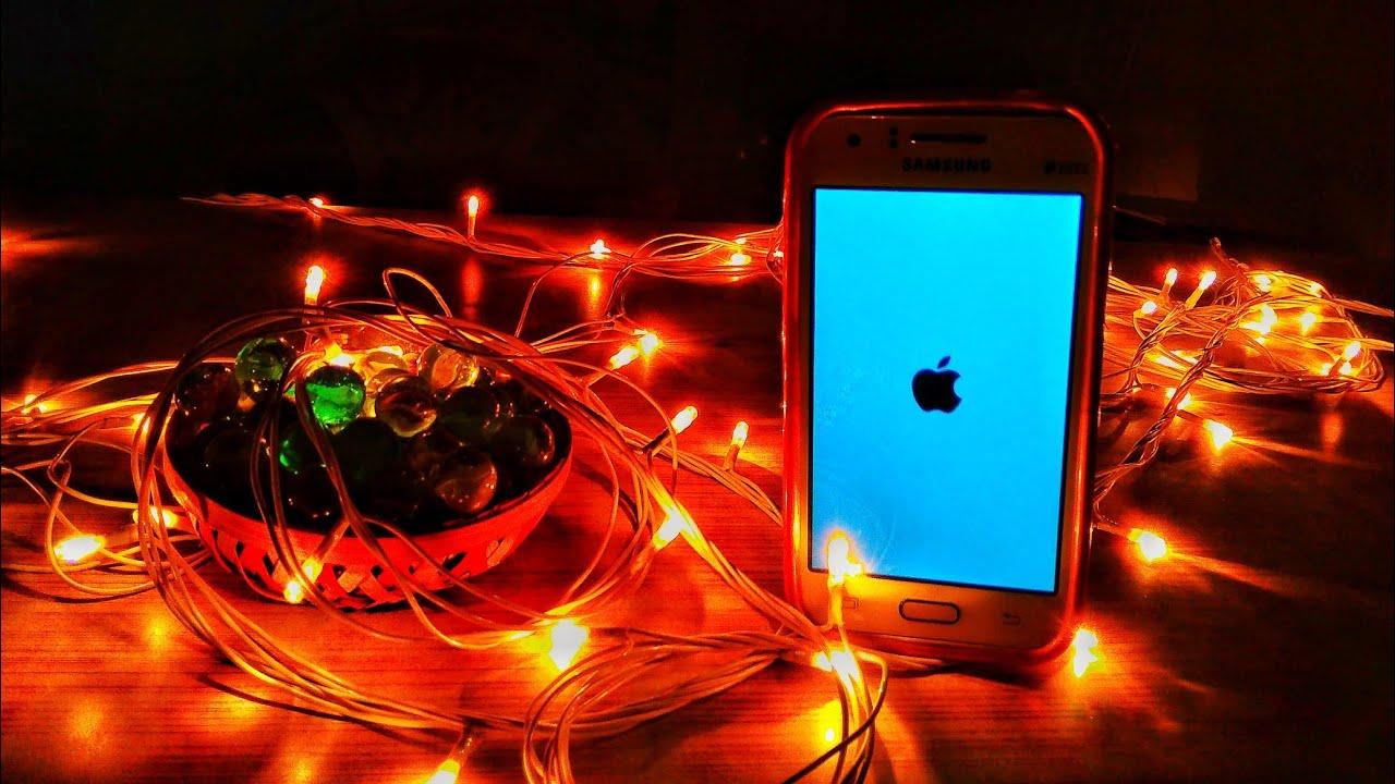 iOS 11 (iPhone X) Custom ROM for Samsung galaxy j1 SM-J100H