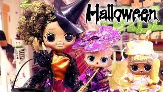 Poupées LOL Halloween 2019 🎃Sorcière Déguisements