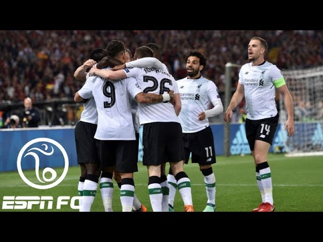 Liverpool lose 4-2 to Roma but still reach first Champions League final since 2007 | ESPN FC