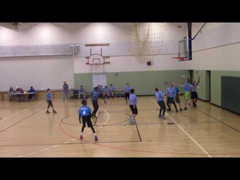 Frederick County Basketball Timberwolves  Feb 2017