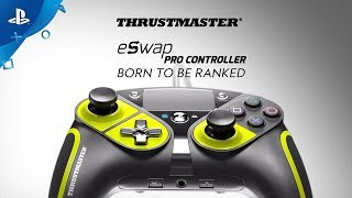Thrustmaster eSwap Pro Controller | Officially Licensed for PS4