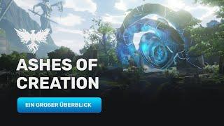 Das ist Ashes of Creation - Überblick zum MMORPG