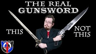 Underappreciated historical weapons: THE GUN SWORD!