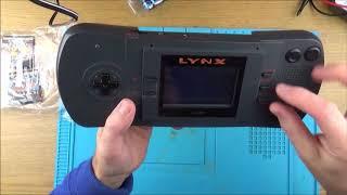 2019 eBay Repair Challenge - Week 1 - Atari Lynx