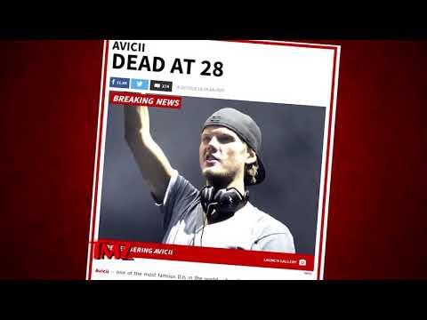 [TMZ] SON DAKİKA! DJ Avicii 28 Yaşında Hayatını Kaybetti...     DJ Avicii Is Dead At 28