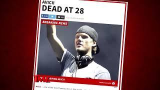 [TMZ] SON DAKİKA! DJ Avicii 28 yaşında hayatını kaybetti...  |  DJ Avicii is dead at 28