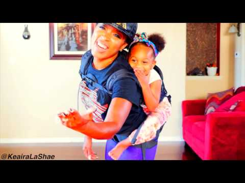 Mommy and Me workout -Keaira LaShae