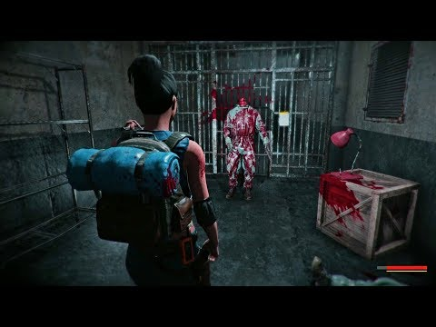 The Airtight City - Resident Evil & Dead Space Style Survival Horror Game (PC Gameplay)
