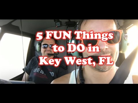 5 Fun Things to Do in Key West, FL
