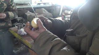 Как зимой приготовить яичницу в АТО