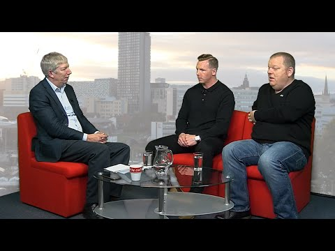 Sheffield Live TV Ritchie Humphreys & Richard Hercock (11.2.16) Part 1