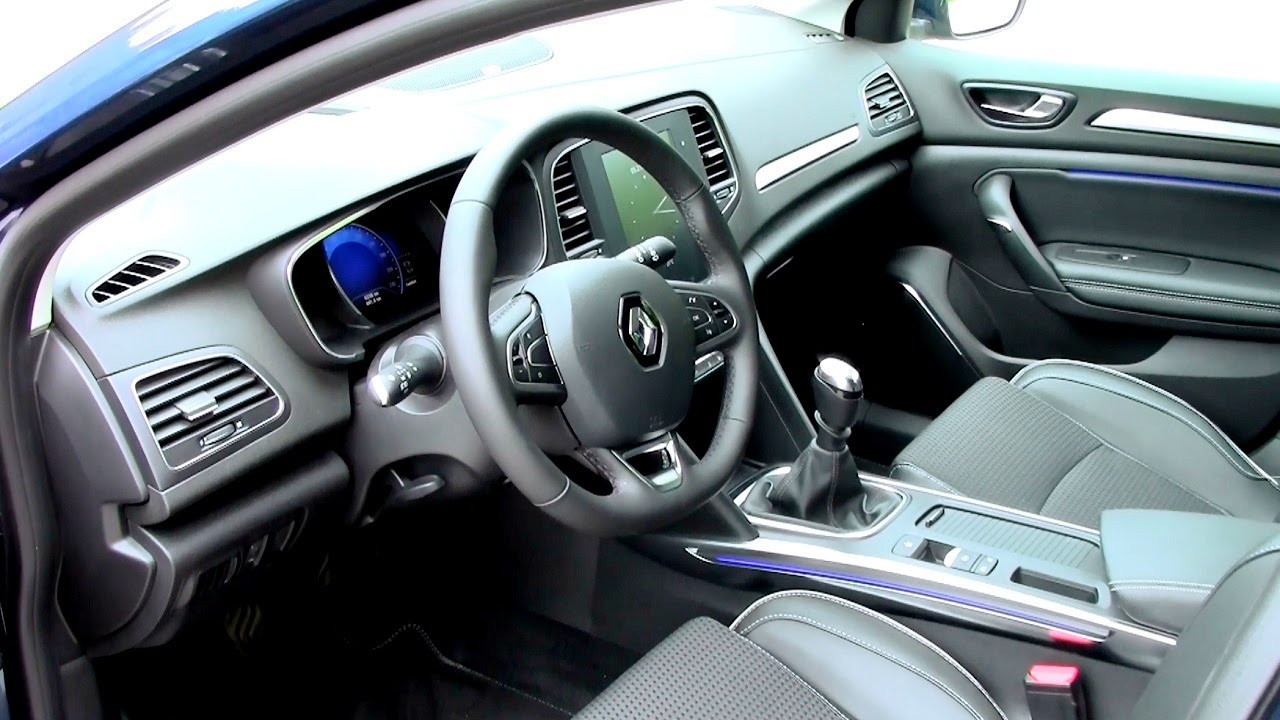 new renault m gane 2016 interior bose 2016 youtube. Black Bedroom Furniture Sets. Home Design Ideas