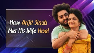 how-arijit-singh-met-his-wife-arijit-singh-talking-about-his-life-story