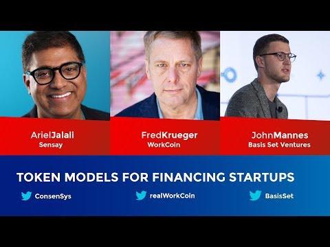 Panel: Token Models for Financing Startups