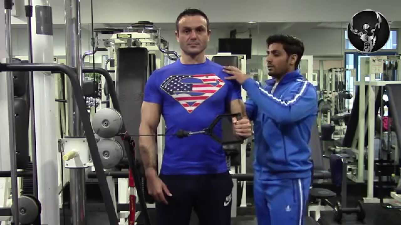 Musculation 2 Exercices Pour Renforcer Votre Coiffe Des Rotateurs Youtube