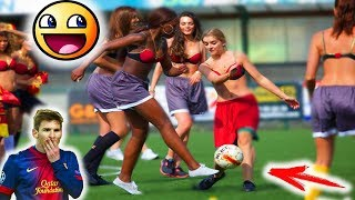 FOOTBALL FUNNY VIDEOS #70 WOMEN SOCCER GIRLS FAILS FOOTBALL COMIC MOMENTS VINES 2017 Goals l Skills