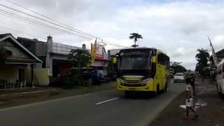 Telolet bus badrul manis,atiga trans dan persada