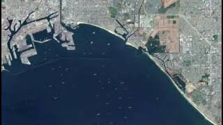 Supply Chain Shipping Hell! Records Get Shattered As Boats Line Up to Wait at California Docks