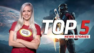 Bioware Learned from Mass Effect Failure IGN Daily Fix