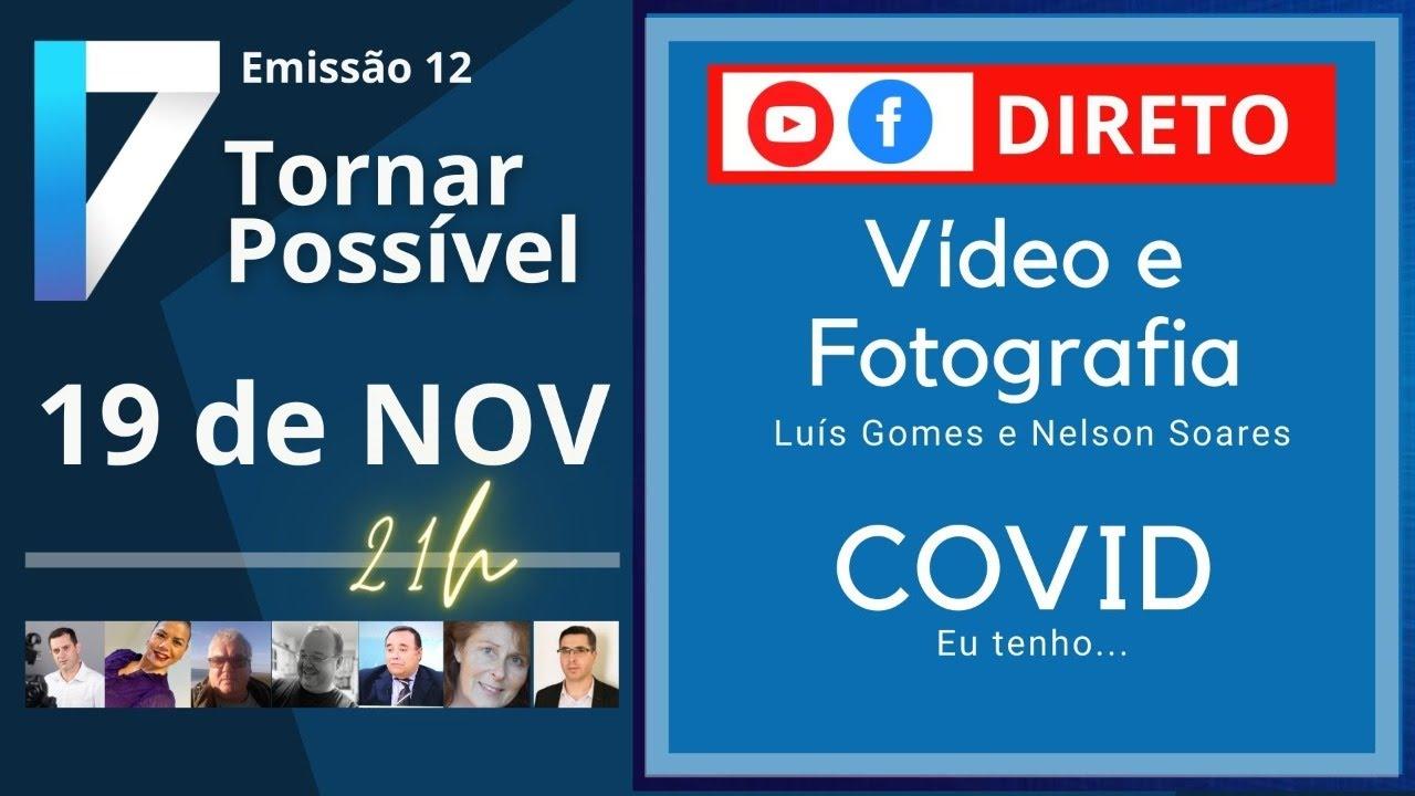 Emissão 12 - Vídeo e Fotografia