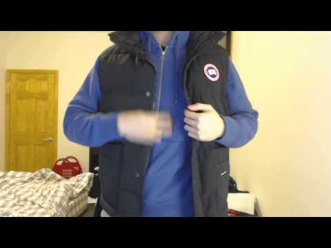 Canada Goose chilliwack parka sale fake - Canada Goose Freestyle Down Vest Review (Men's - Black) - YouTube