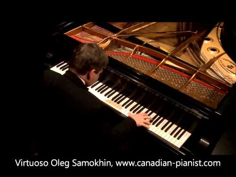 Oleg Samokhin: Virtuoso Classical Pianist from Canada