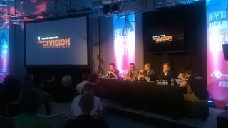 Uplay Lounge - E3 2015 - Tom Clancy's The Division Master Class