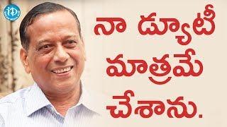 Gambar cover నేను నా డ్యూటీ మాత్రమే చేశాను - Retd DGP AK Mohanty || Crime Diaries With Muralidhar
