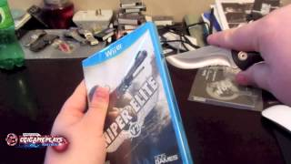 Sniper Elite V2 Unboxing [Wii U] THANKS GAMERFUZION for Empowering my Gaming!