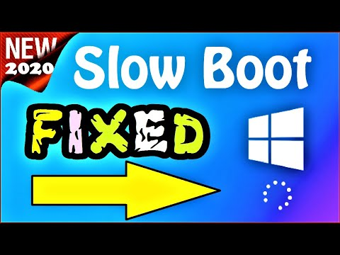 Slow Boot Up Windows 10 | Make Windows 10 Startup Faster - How To Fix Slow Start Up In Windows 10
