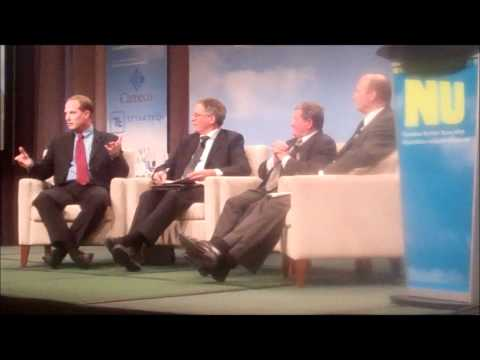 CNA2012: Panel Discussion - Nuclear Innovation: Bright Ideas to Keep the Lights On