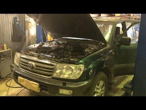 Toyota Land Cruiser 100 - Состояние после 350000 км пробега
