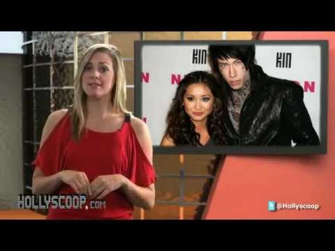 Brenda Song is Pregnant With Trace Cyrus