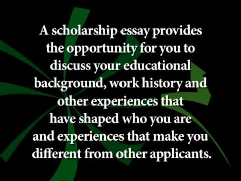 why do you need financial assistance essay