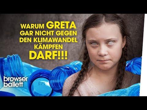 Warum Greta Gar Nicht Gegen Den Klimawandel Kampfen Darf Youtube