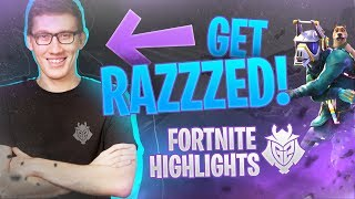 Get RazZzed! | G2 RazZzero0o Fortnite Highlights