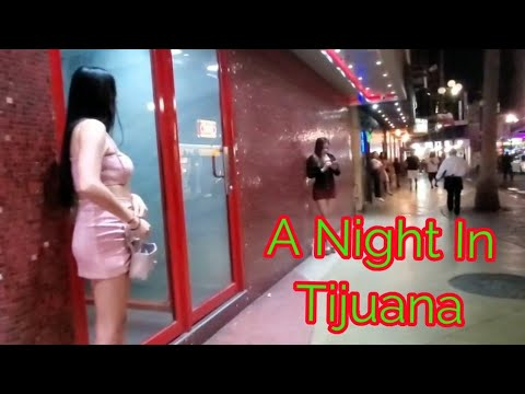 A Night In Tijuana...A Cellphone Cinematic Experience
