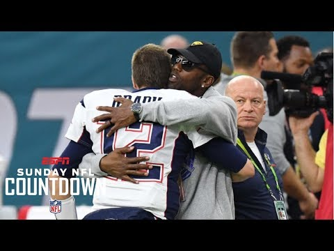 Randy Moss names Tom Brady the best QB of all time | NFL Countdown | ESPN