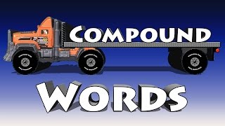 Compound Words - Vidsville Word Factory For Kids