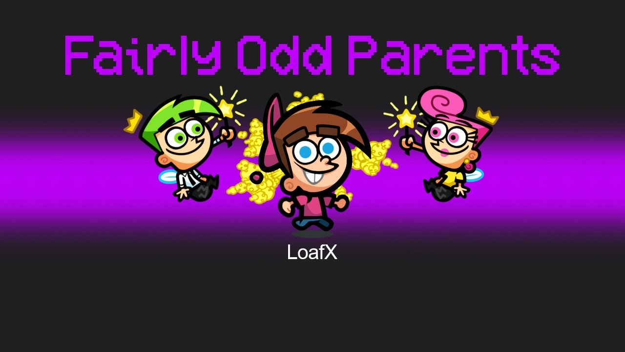 *NEW* FAIRLY ODD PARENTS ROLE in AMONG US!