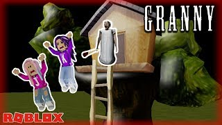 NEUE GRANNY TREE HOUSE ESCAPE / Roblox: Oma R15 / Komplette Walk-Through-Flucht