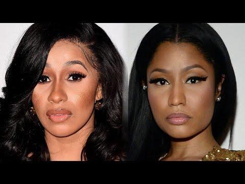 Cardi B Claims Nicki Minaj Fans LOVE Her For THIS Reason