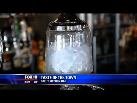 Salut Kitchen Bar Fox News 8 23 13