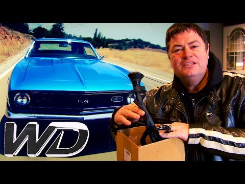 Sorting Out The Wiring Harness On A Chevrolet Camaro | Wheeler Dealers