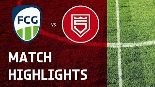 FC Gütersloh - Sportfreunde Siegen 0:2 (0:1)