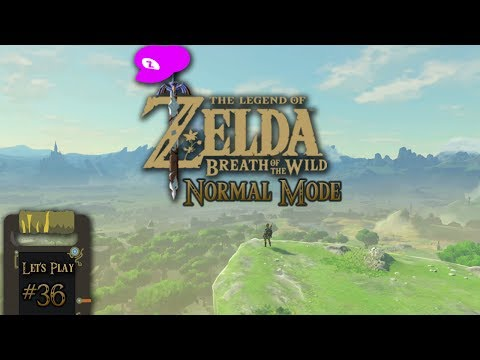 "The Legend of Zelda: Breath of the Wild - Episode 36 ""Divine Beast Rudania (Part 1/3)"""