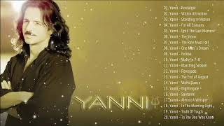 Yanni Greatest Hits - Best Of Yanni Collection - Best Instrumental Piano Music