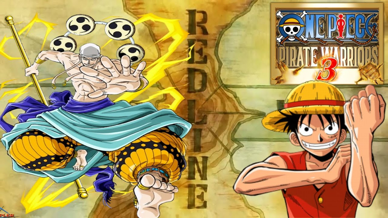 During the battle, enel realizes that he cannot hurt luffy because he is made of rubber. Luffy Vs Eneru One Piece Pirate Warriors 3 Episode 7 Youtube