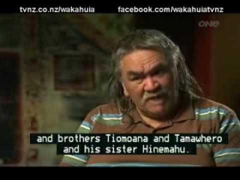 Part 1 of 3 Pariroa Pa in South Taranaki has reached its 115th anniversary Waka Huia TVNZ