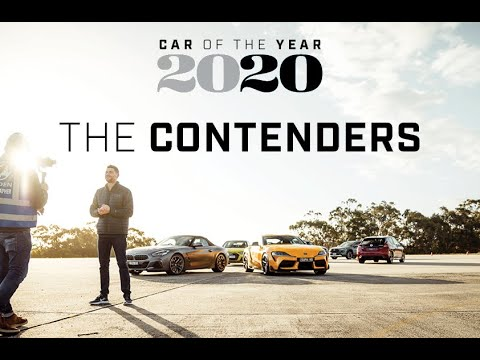 Meet The Contenders For Car Of The Year 2020 | Wheels Australia